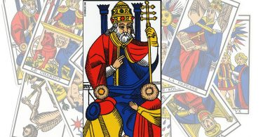 tarot le pape